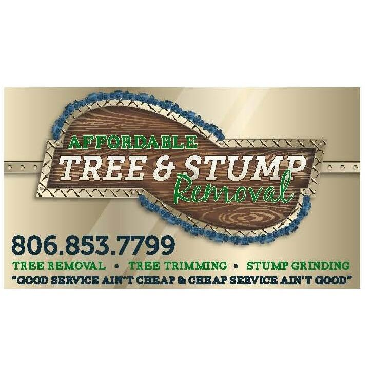 Tree Service in TX Lubbock 79416 Affordable Tree and Stump Removal 7321 Amherst St  (806)853-7799