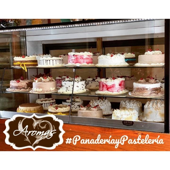 Panadería y Pastelería Aromas