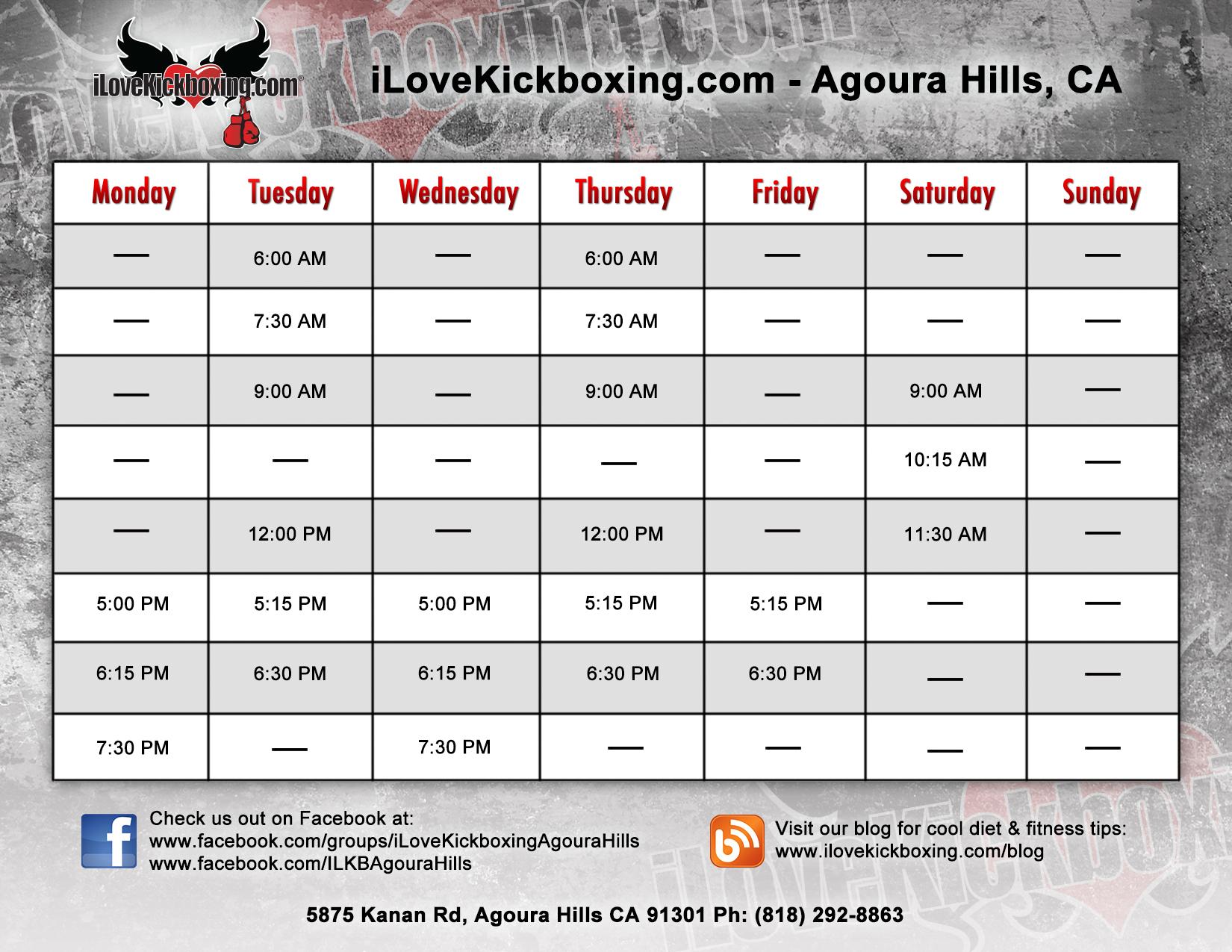 iLoveKickboxing - Agoura Hills image 0