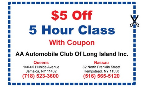 Aa Automobile Club Of Long Island Jamaica Ny