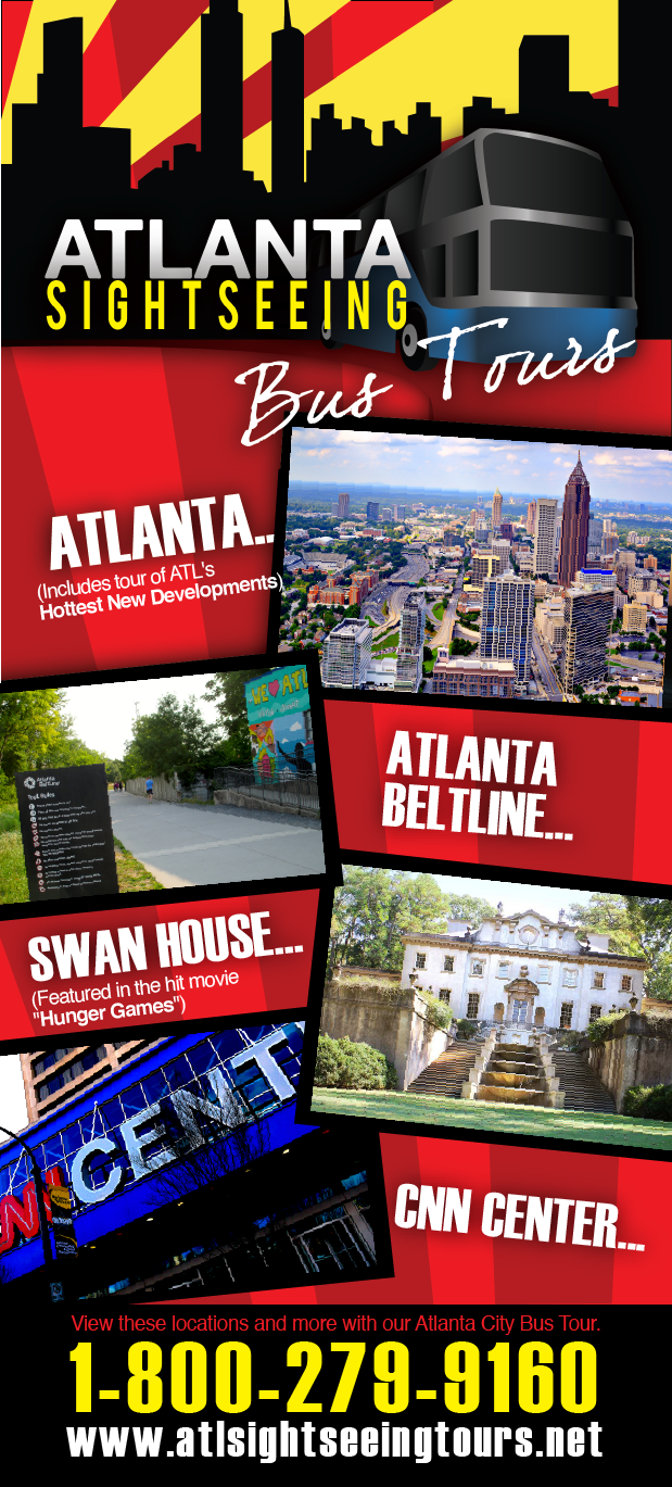 Atlanta Sightseeing Bus Tours LLC. image 0