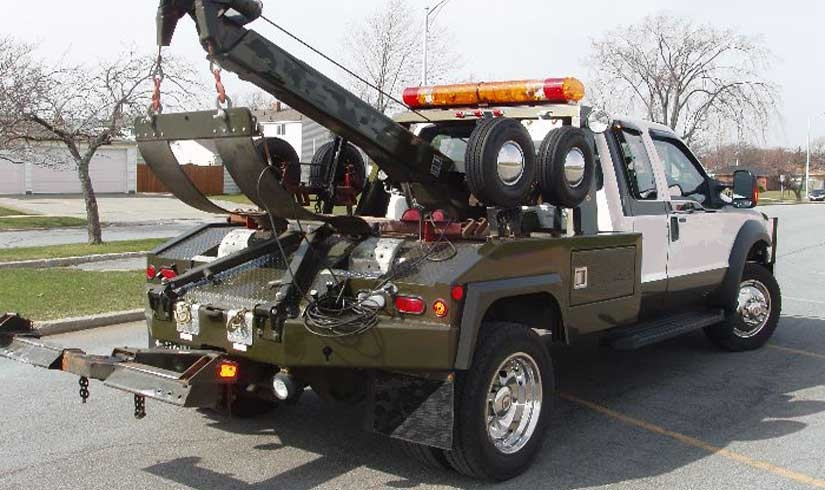Excalibur Towing Service Corp image 5