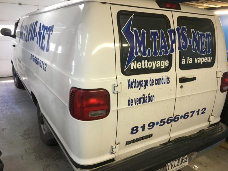 Division Ventilation - Monsieur Tapis-Net à Sherbrooke
