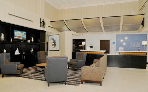 Holiday Inn Express & Suites Laurel image 3