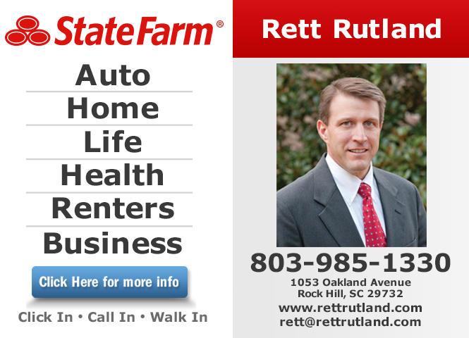 Rett Rutland - State Farm Insurance Agent image 0