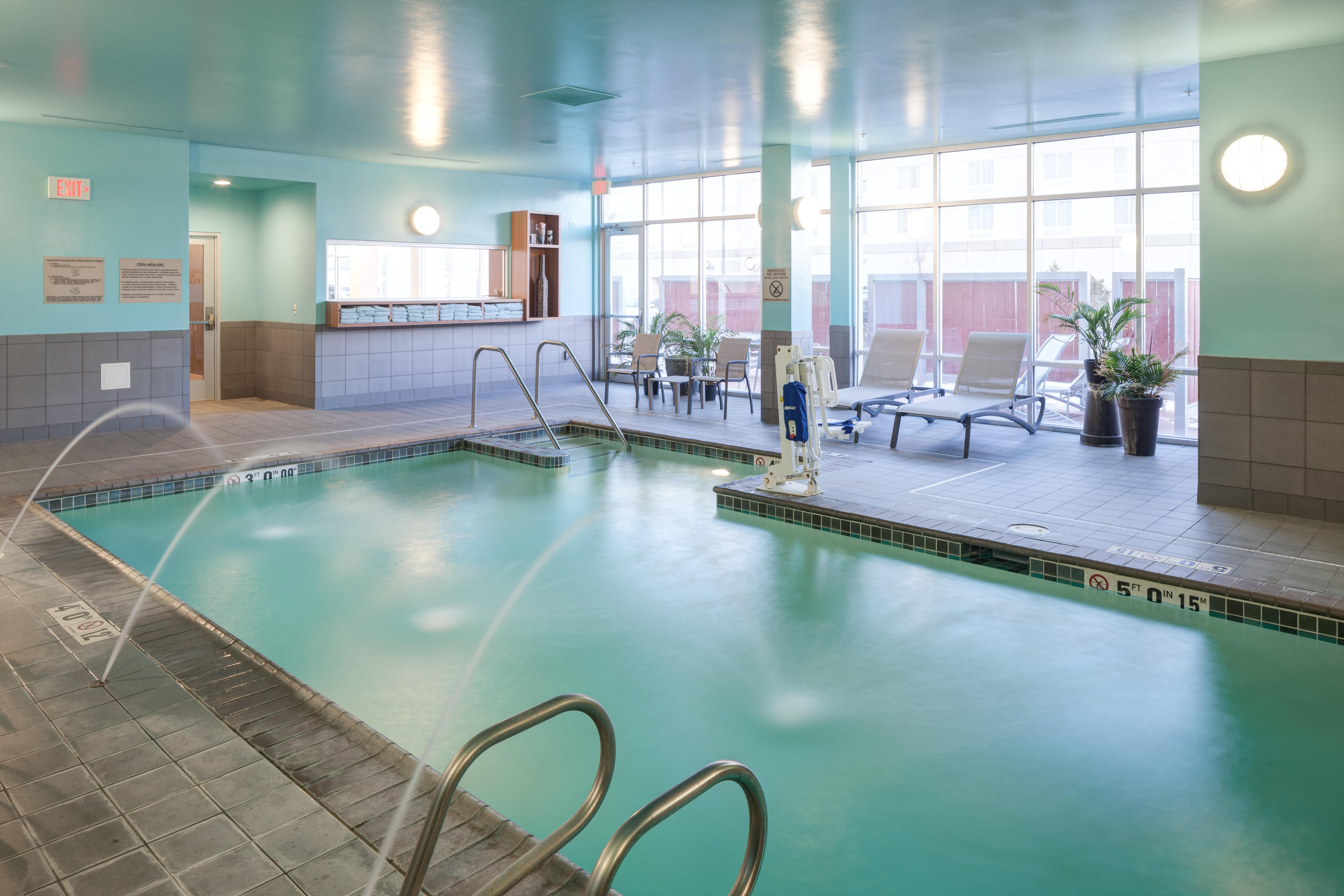SpringHill Suites by Marriott Salt Lake City Airport image 5