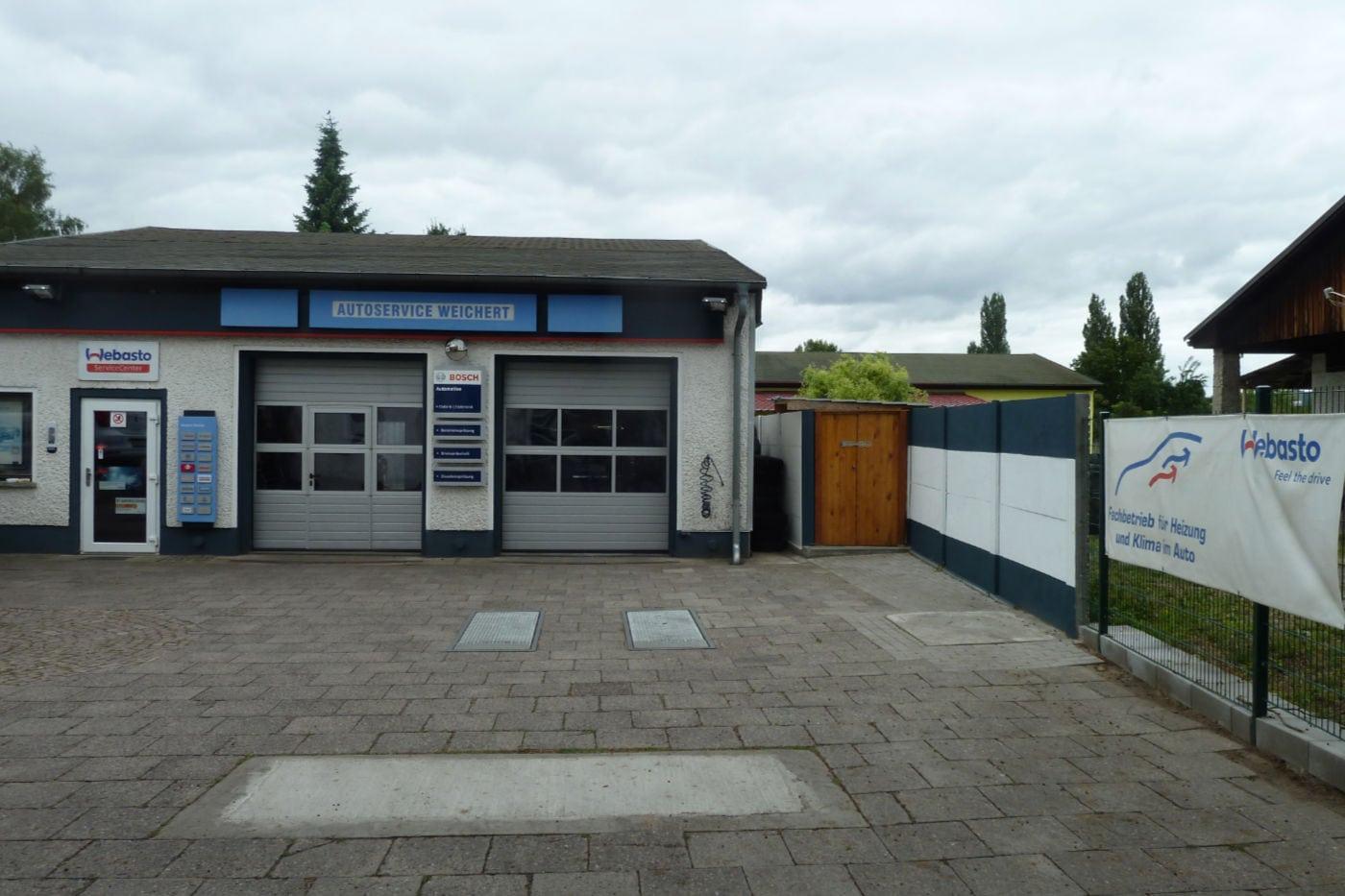Autoservice Weichert, Dorfstr. 16 A in Berlin