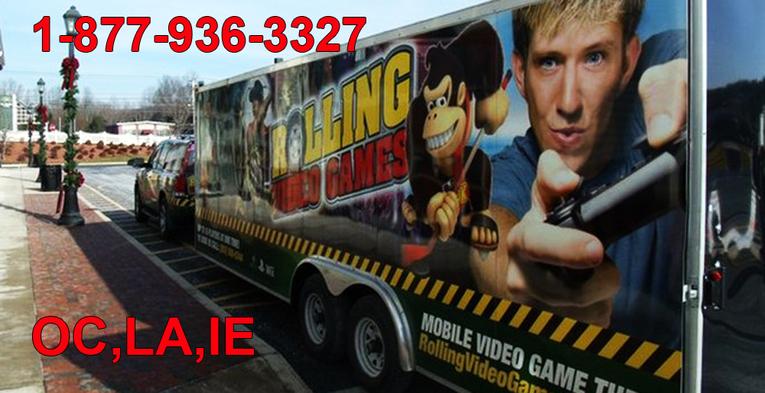 Birthday Game Truck image 0