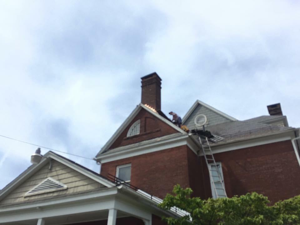Joey Wildasin Slate Roofing image 15