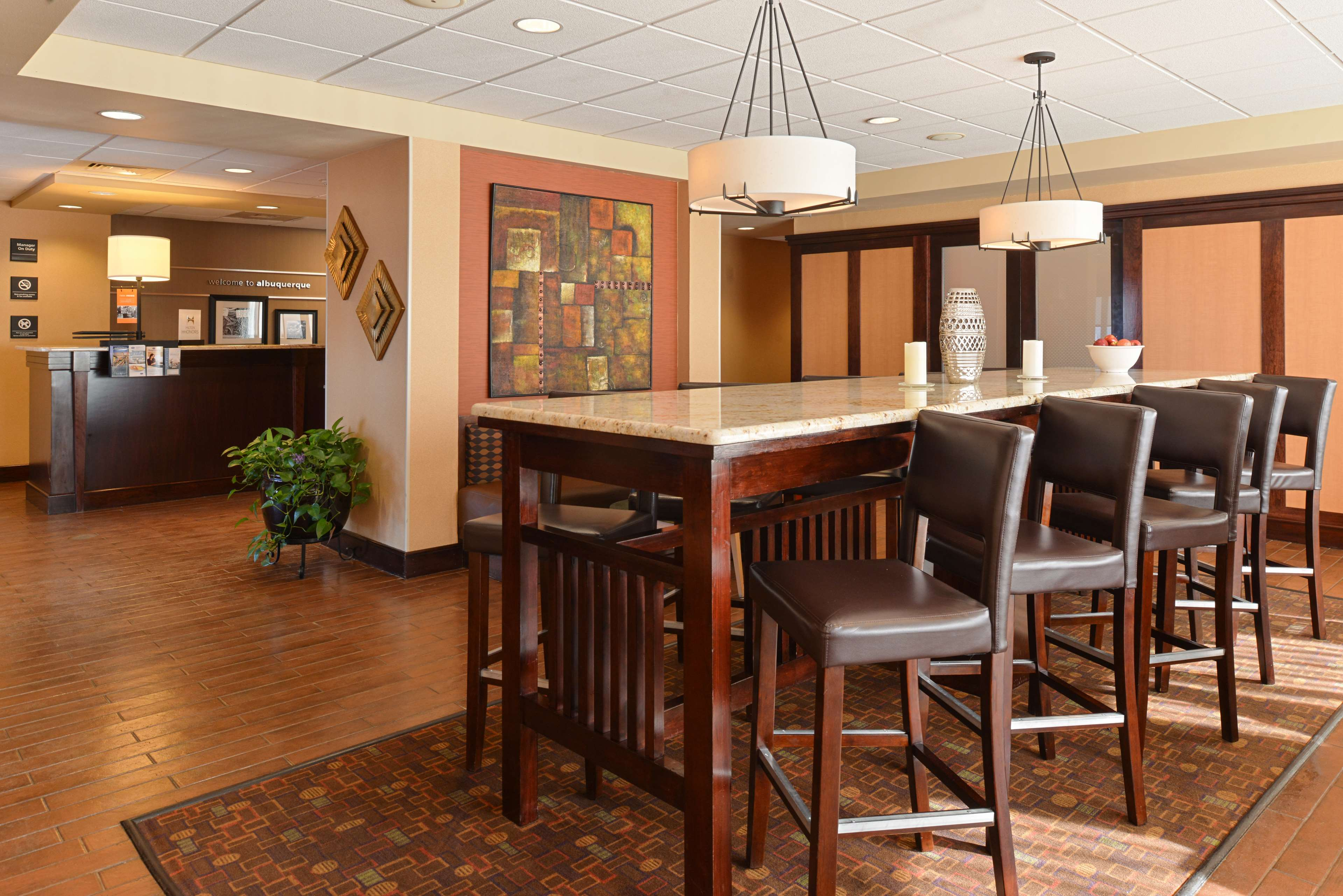 Hampton Inn Albuquerque-University/Midtown image 14