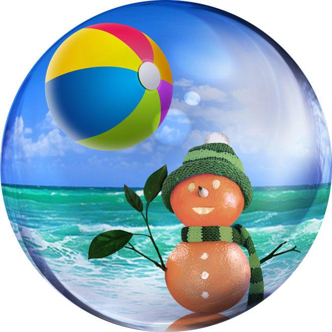 Orange Snowman- Port Saint Lucie image 20