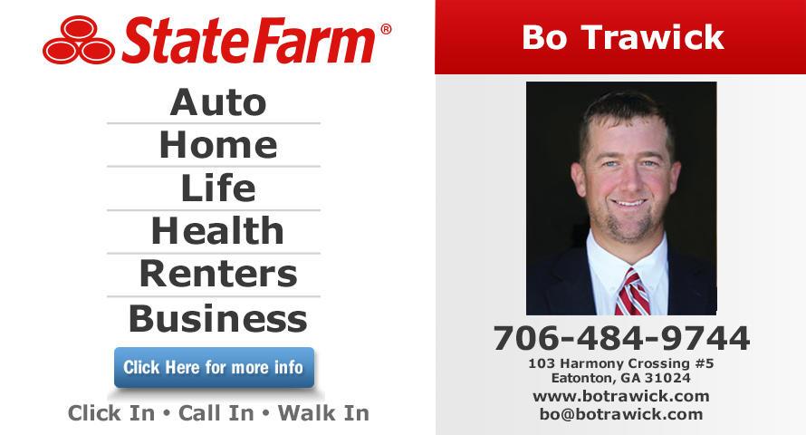 Bo Trawick - State Farm Insurance Agent image 0