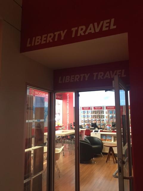 Liberty Travel - Closed