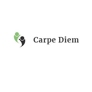 Logo von Carpe Diem Heilpraktikerin für Psychotherapie und Wellnesstherapeutin