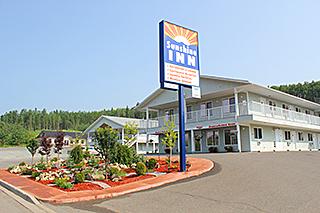 Sunshine Inn - Burns Lake