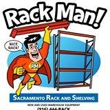 Sacramento Rack and Shelving