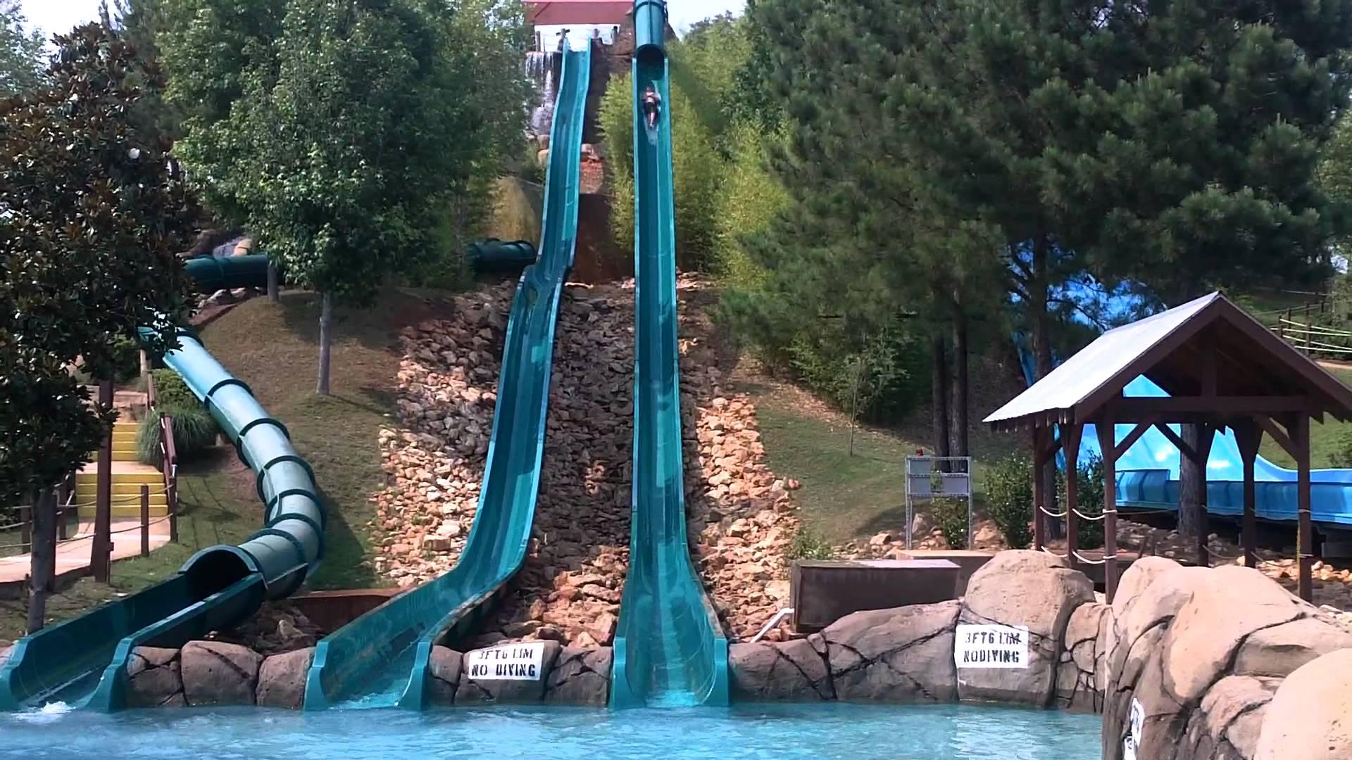 Geyser Falls Water Theme Park 209 Black Jack Rd Choctaw, MS ...