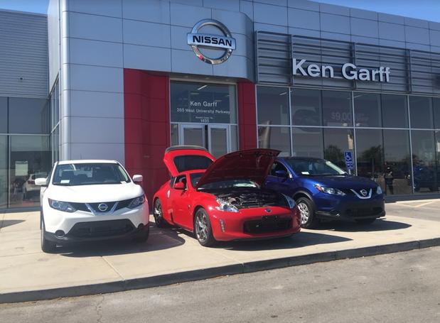 Ken Garff Orem >> Ken Garff Nissan Of Orem In Orem Ut 84058 Citysearch
