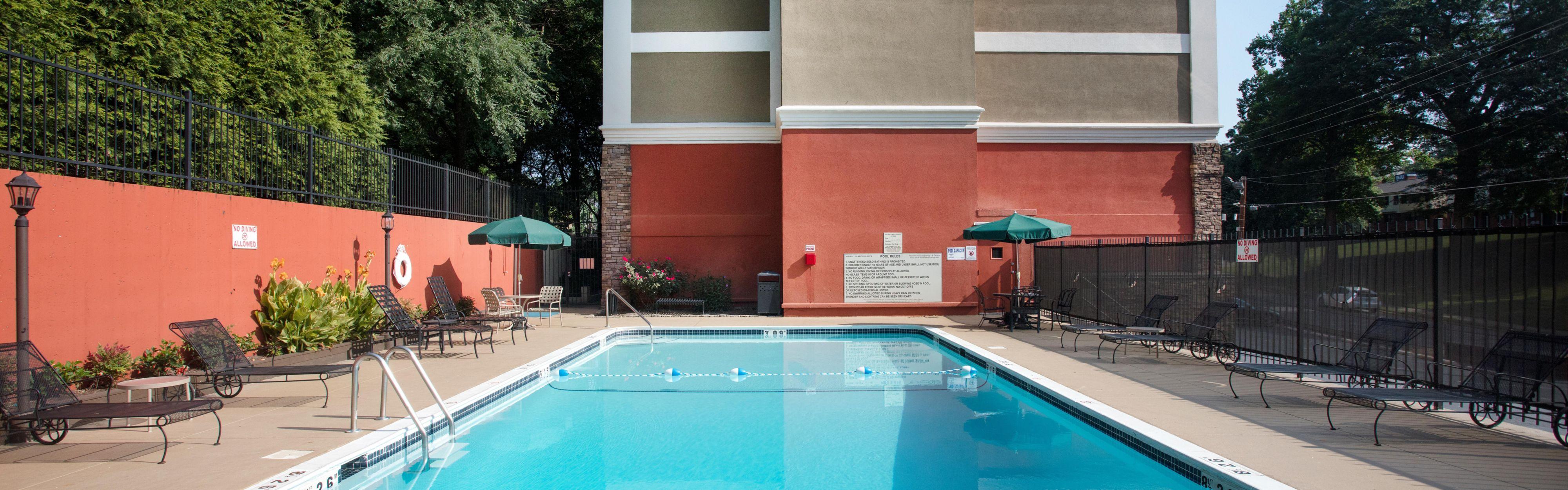 Holiday Inn Express Athens-University Area image 2
