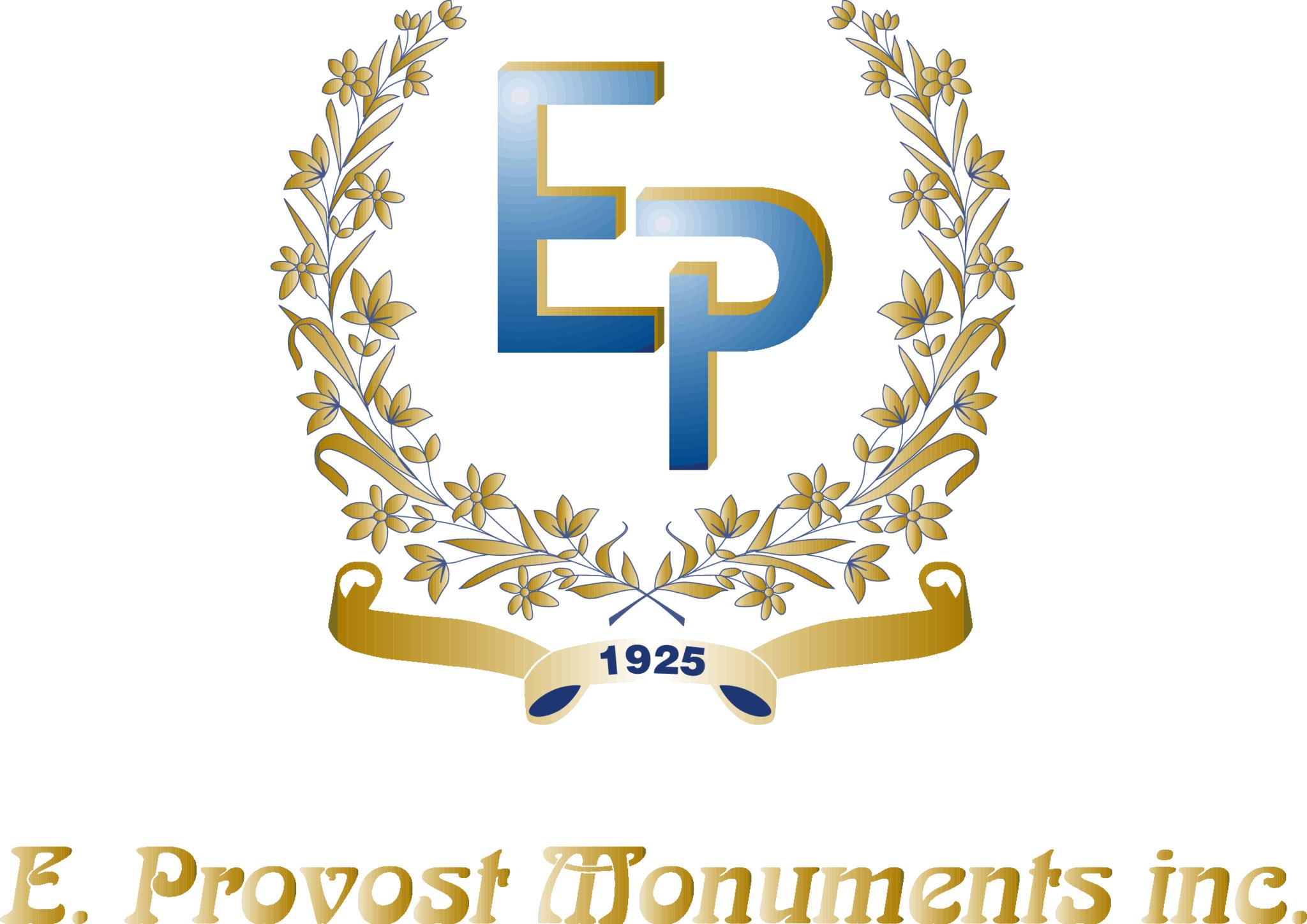 E Provost Monuments Inc à Sherbrooke
