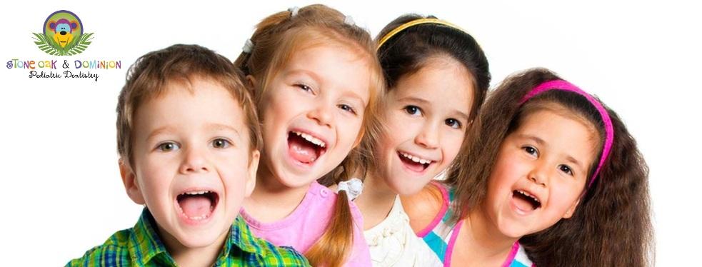 Stone Oak Pediatric Dentistry image 0