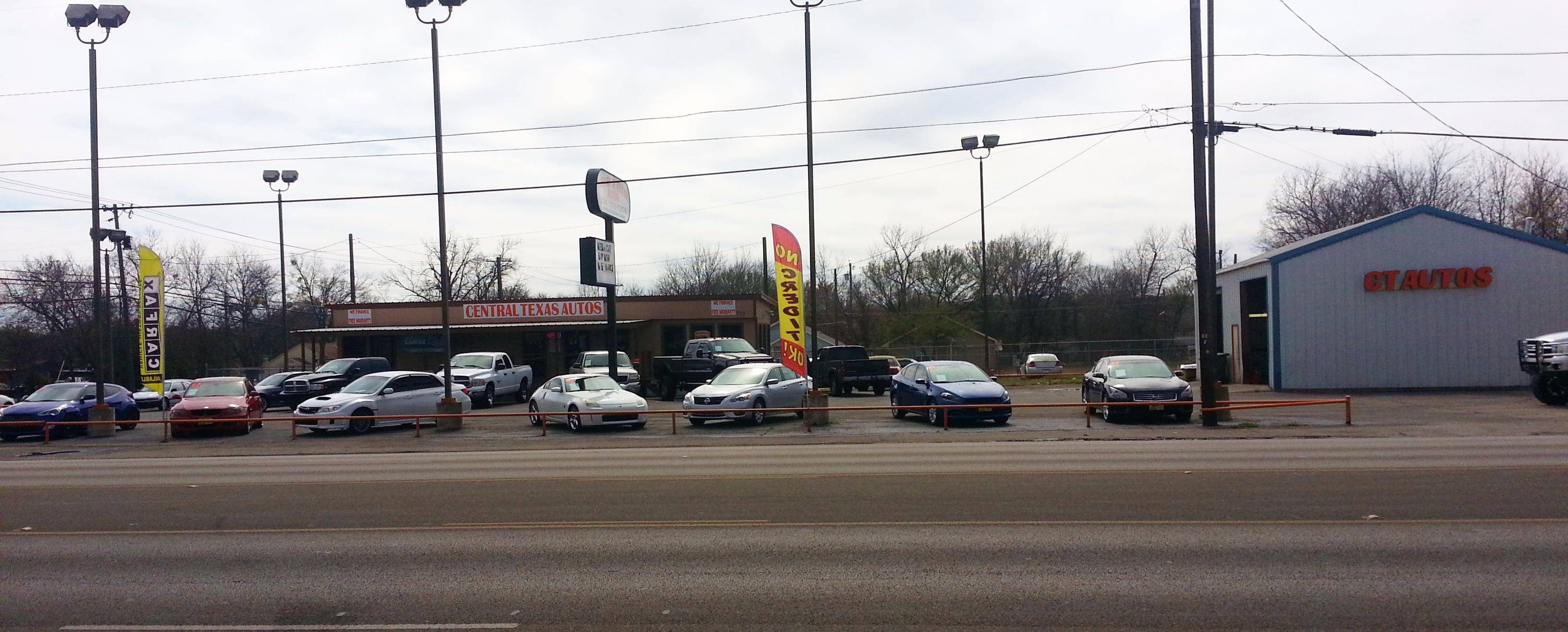 Central Texas Autos In Killeen Tx Whitepages