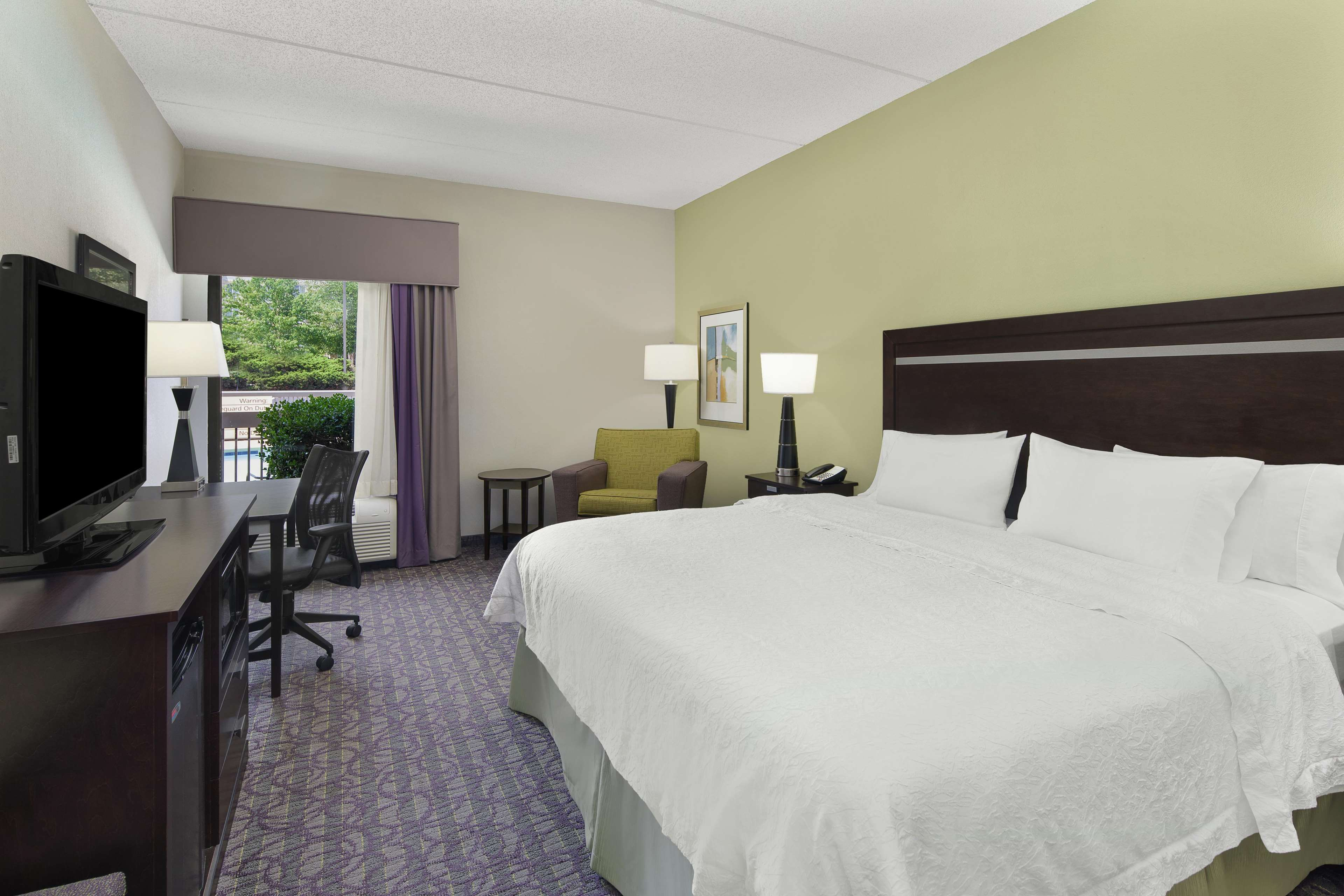 Hampton Inn Atlanta-Town Center/Kennesaw