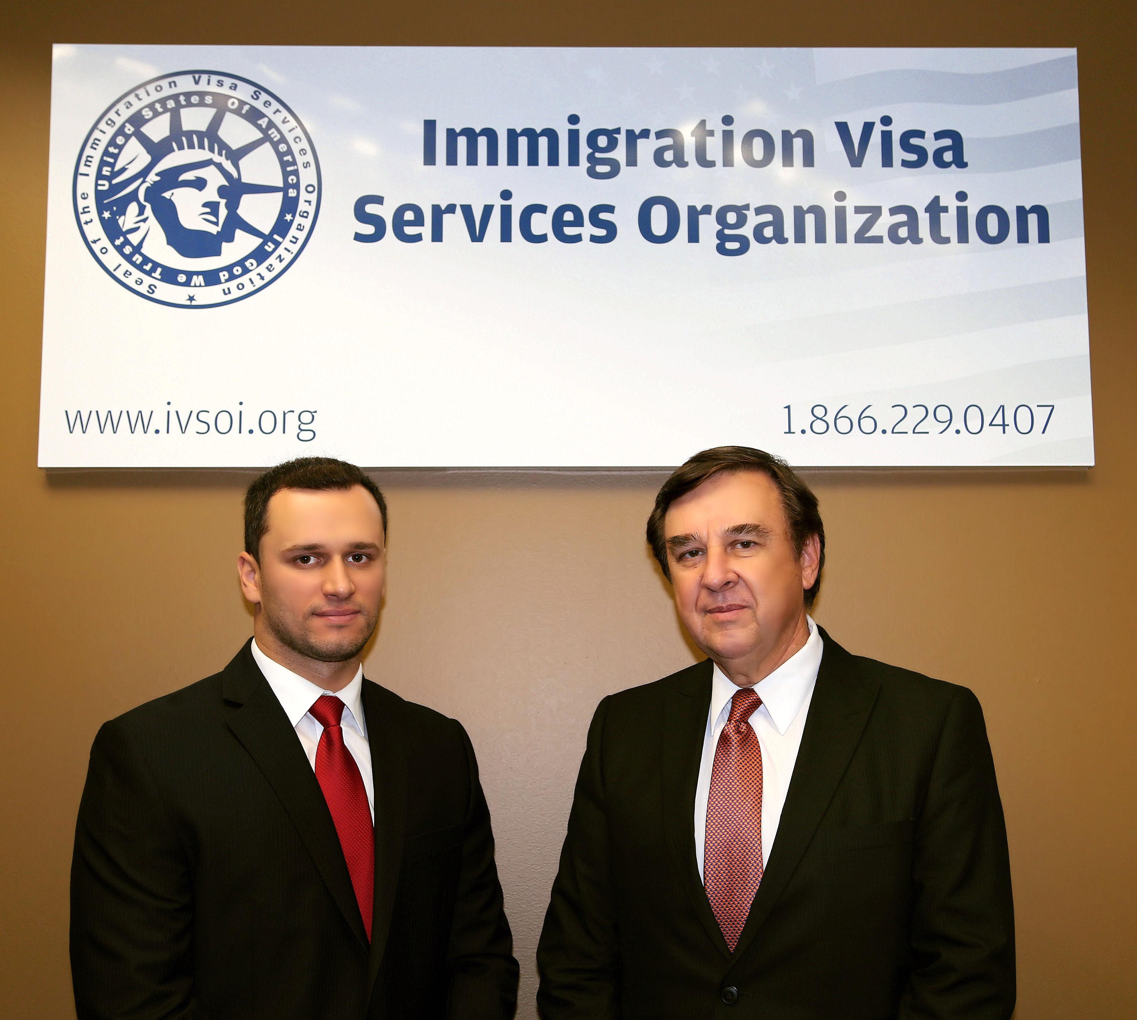 Immigration Visa Services Organization - ad image