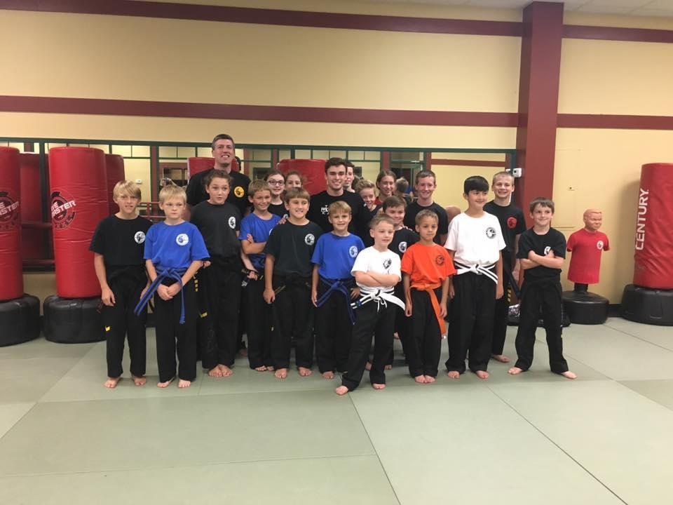 Trent Graham's Taekwondo Academy image 0