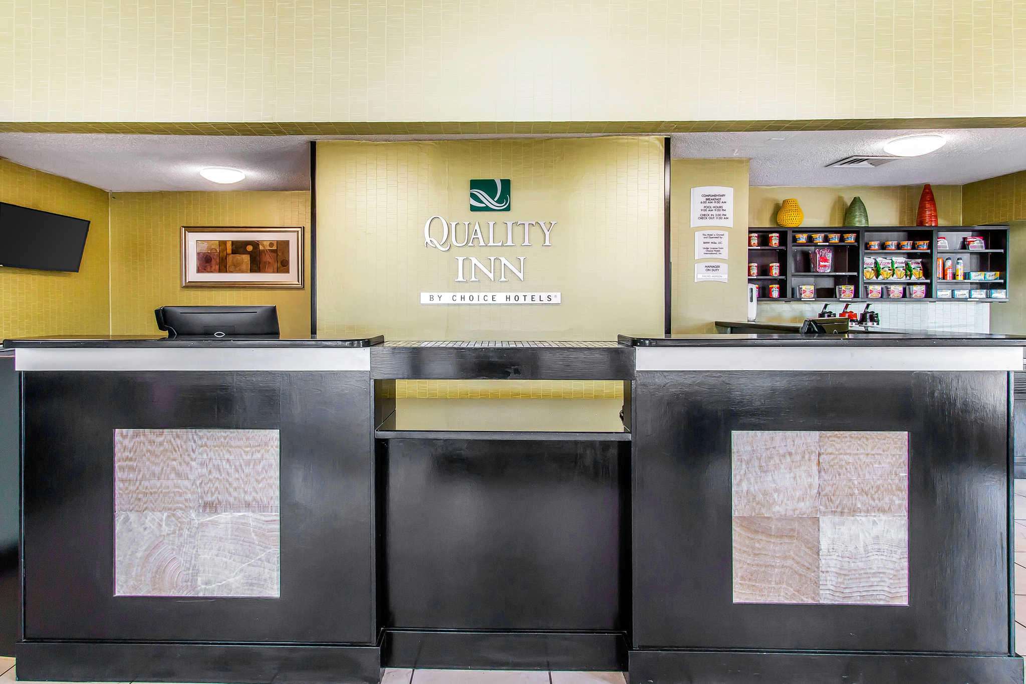 Quality Inn Hinesville - Fort Stewart Area image 4