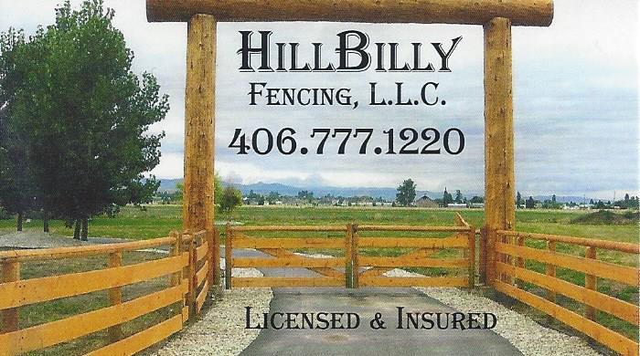 Hill Billy Fencing LLC image 0