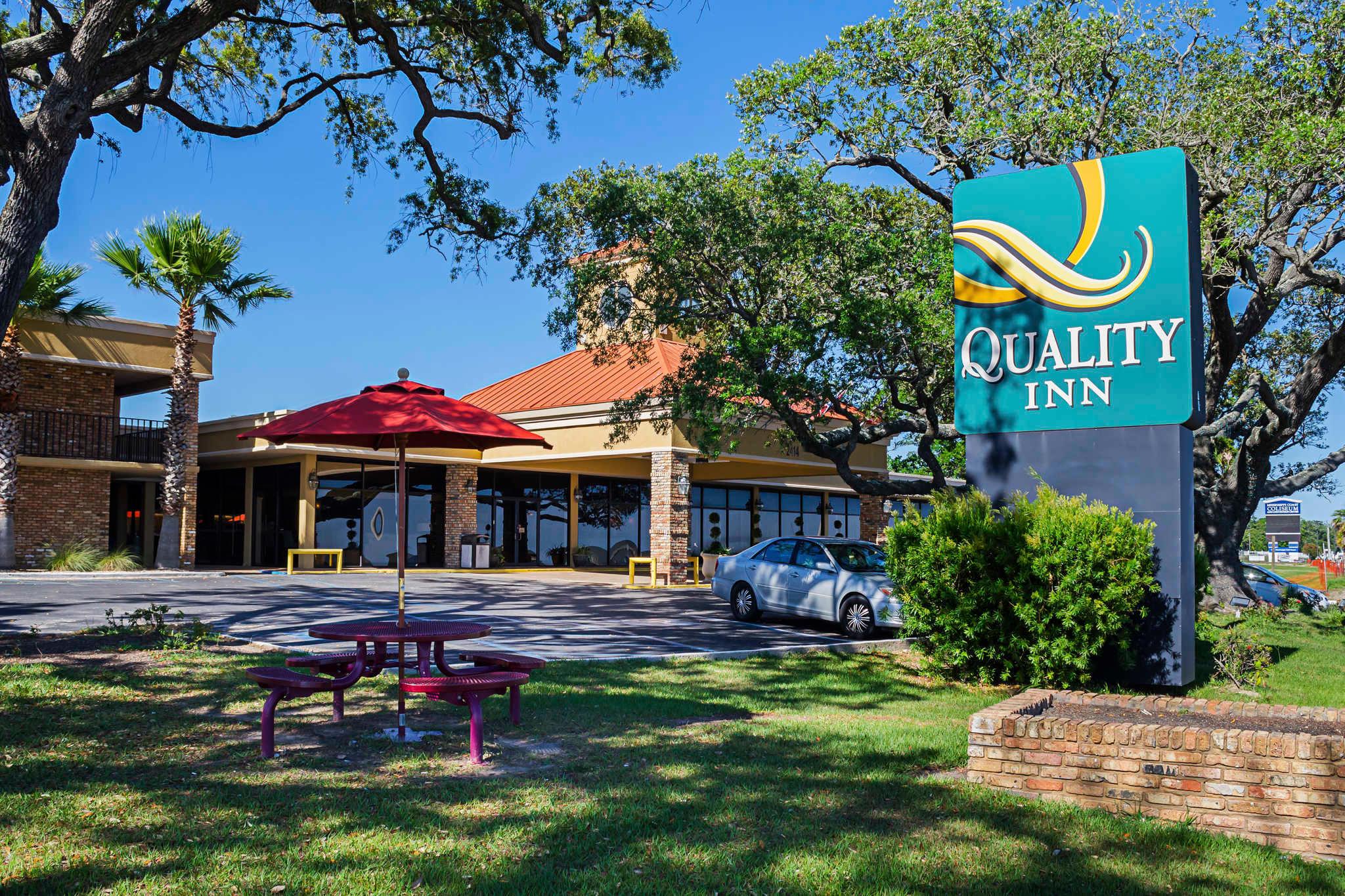 Quality Inn Biloxi Beach Blvd