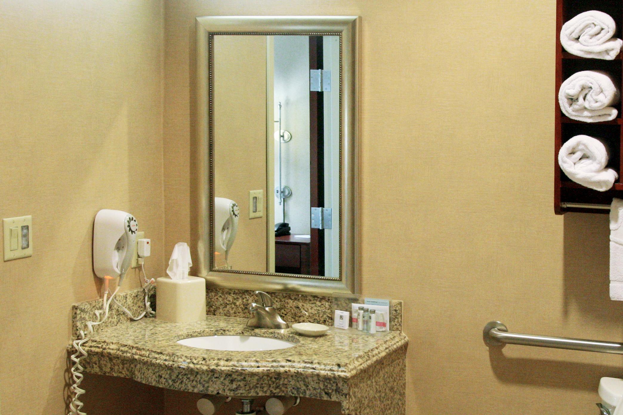 Accessible King Bathroom