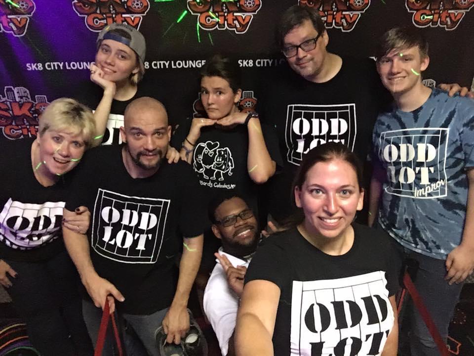 Odd Lot Improv image 2