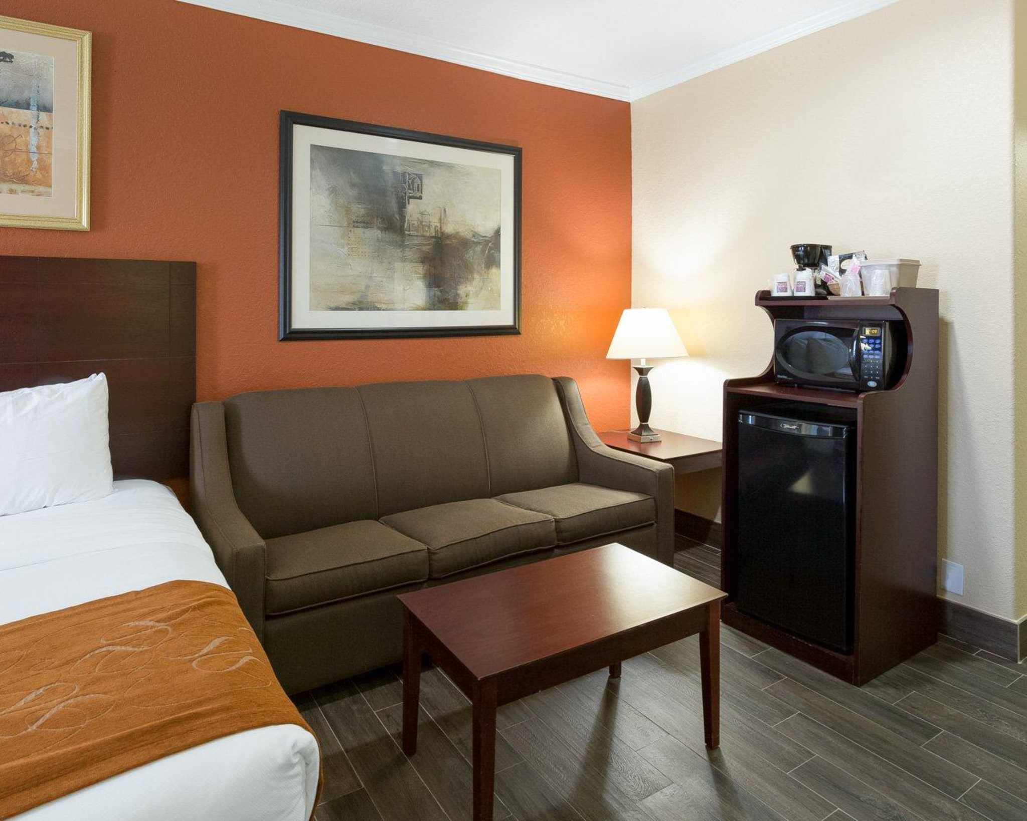Comfort Suites image 35