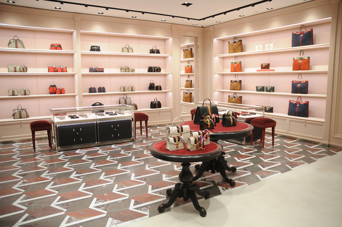 Gucci at The Galleria image 2