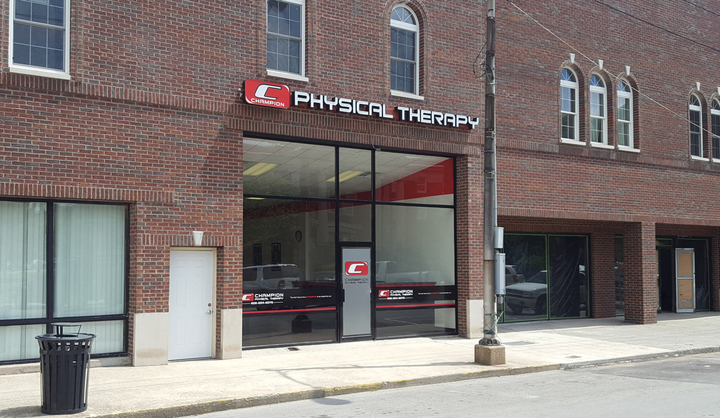 Champion Physical Therapy Pineville image 0