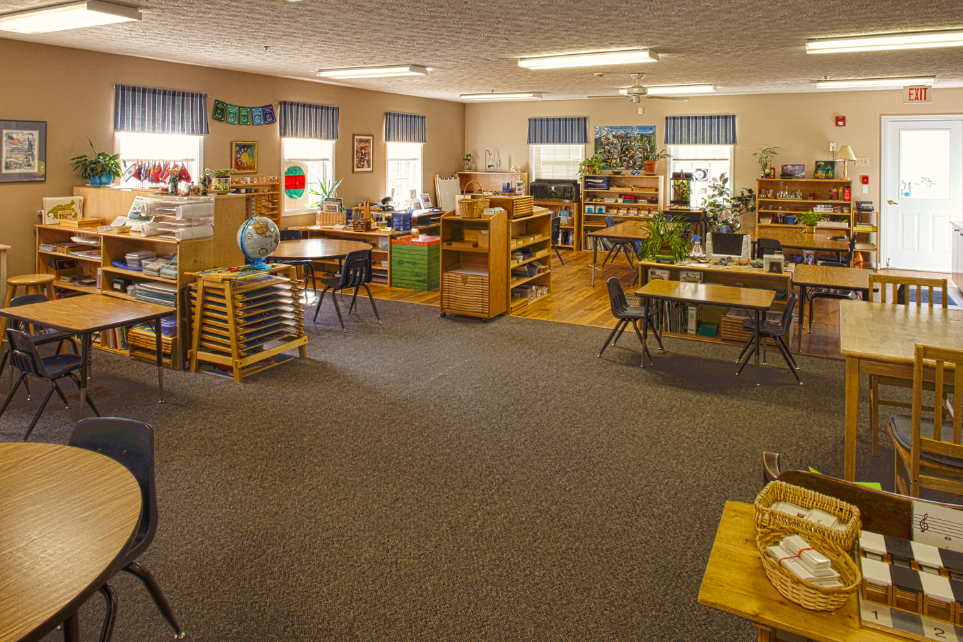 Village Montessori School - ad image