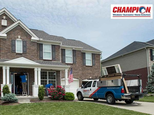 Champion Windows and Home Exteriors of Albany