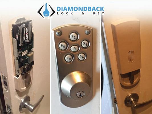 Diamondback Lock and Key image 14