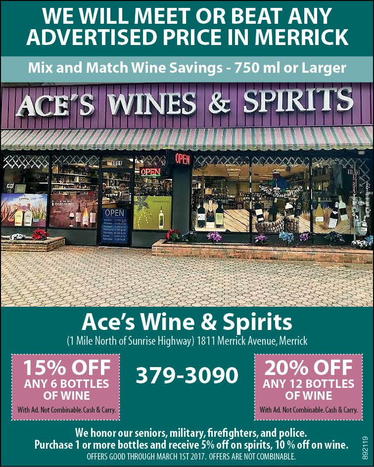 Ace's Wines & Spirits of Merrick NY 11566 image 3