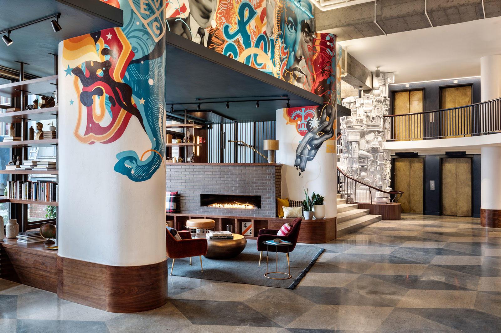 The Revolution Hotel image 2
