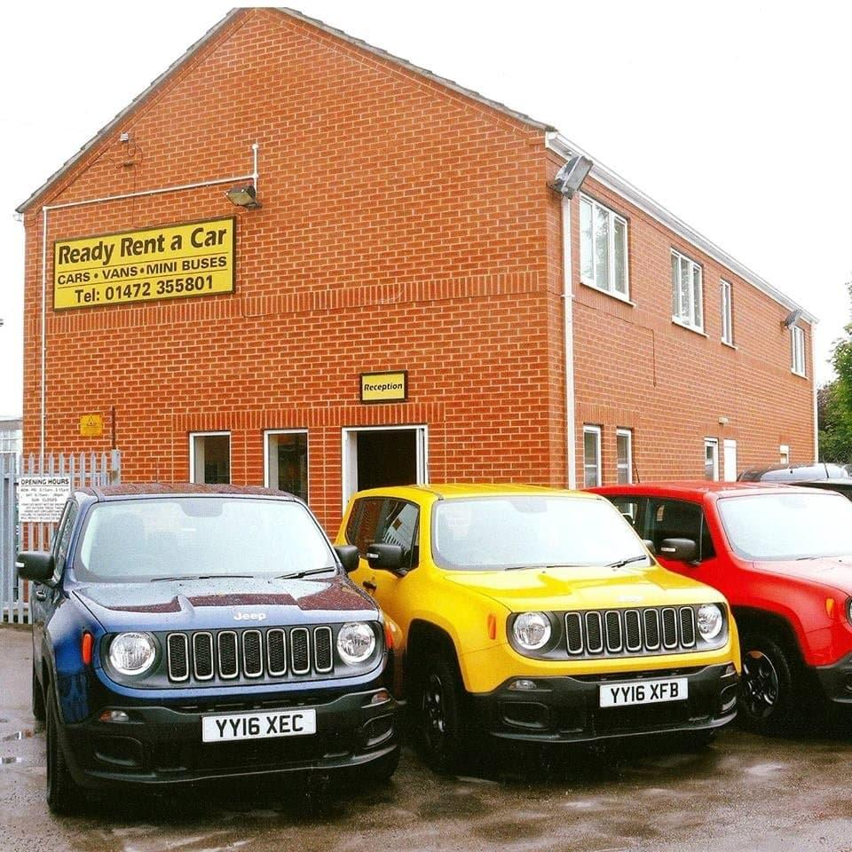 Ready Rent A Car Scunthorpe Opening Hours