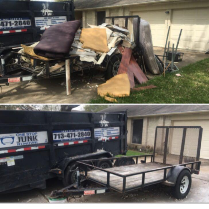 One Stop Junk Removal TX image 41