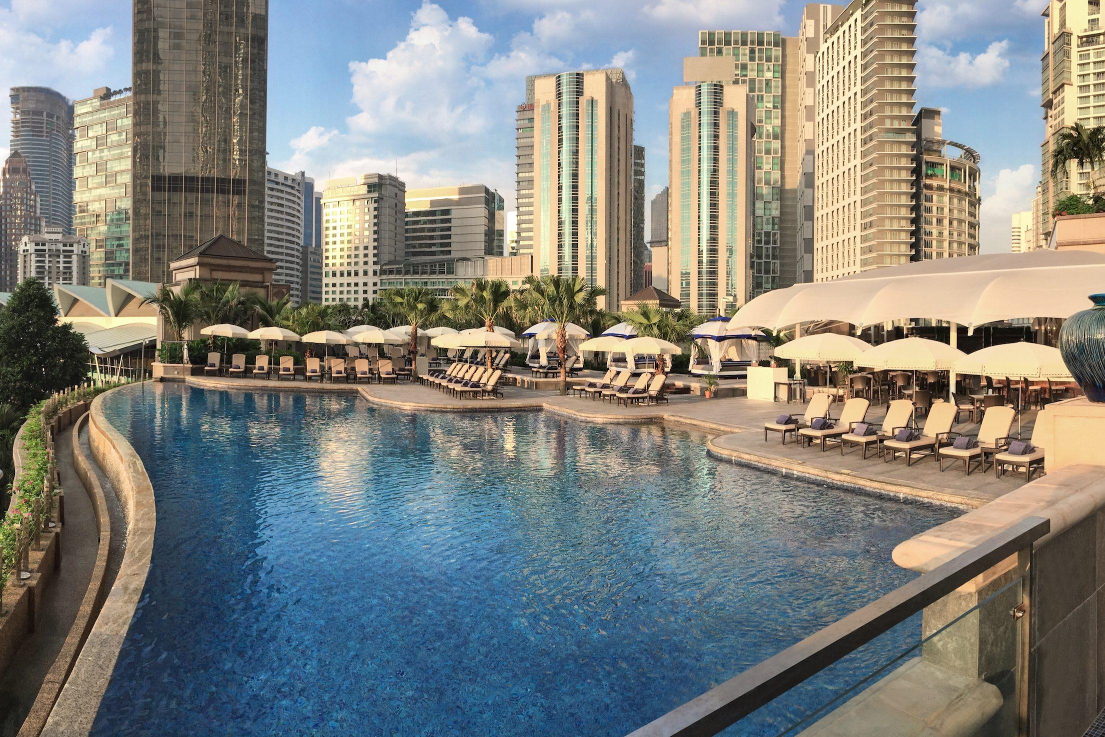 Spa & Wellness at Mandarin Oriental, Kuala Lumpur