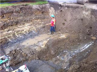 Bernard Sauvé Excavation Inc à Mirabel