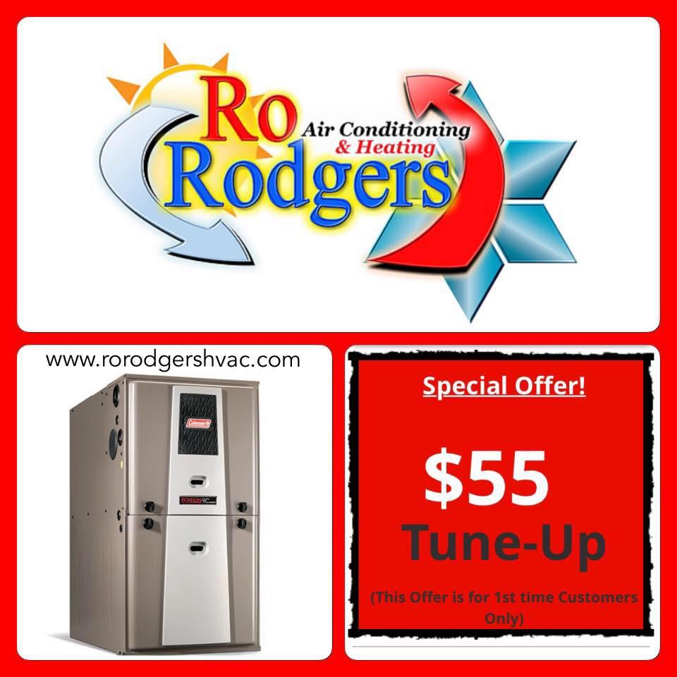 Ro Rodgers Air Conditioning & Heating, LLC image 10