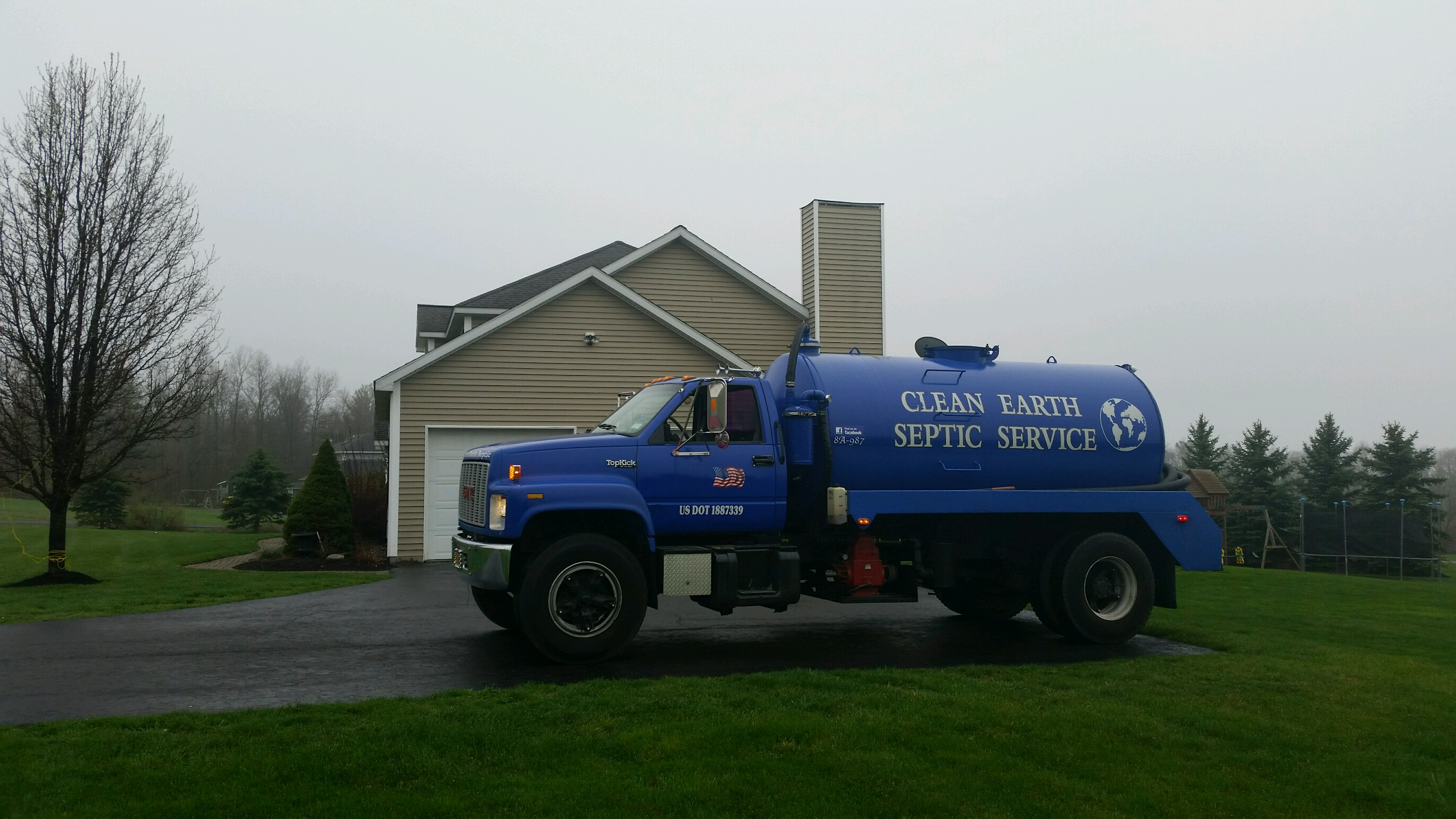 Clean Earth Septic Service LLC image 0