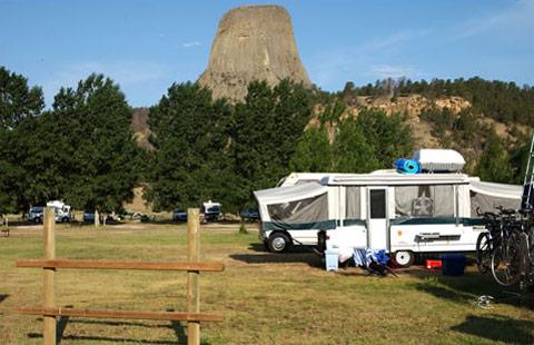 Devils Tower / Black Hills KOA Journey image 5