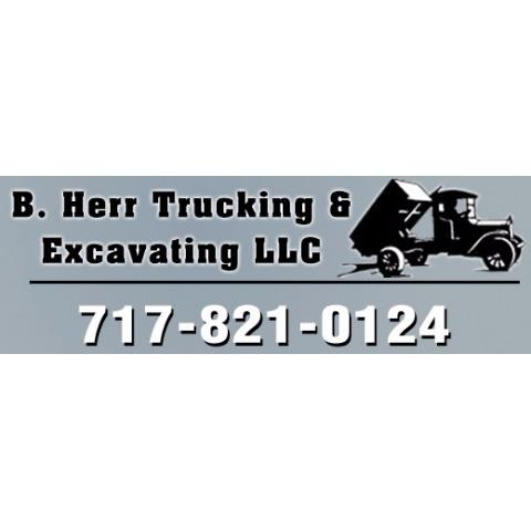 B Herr Trucking & Excavating LLC - Annville, PA - Concrete, Brick & Stone